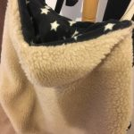 ダッフィー防寒ケープの作り方 -フードとクロステープ編-【画像解説】